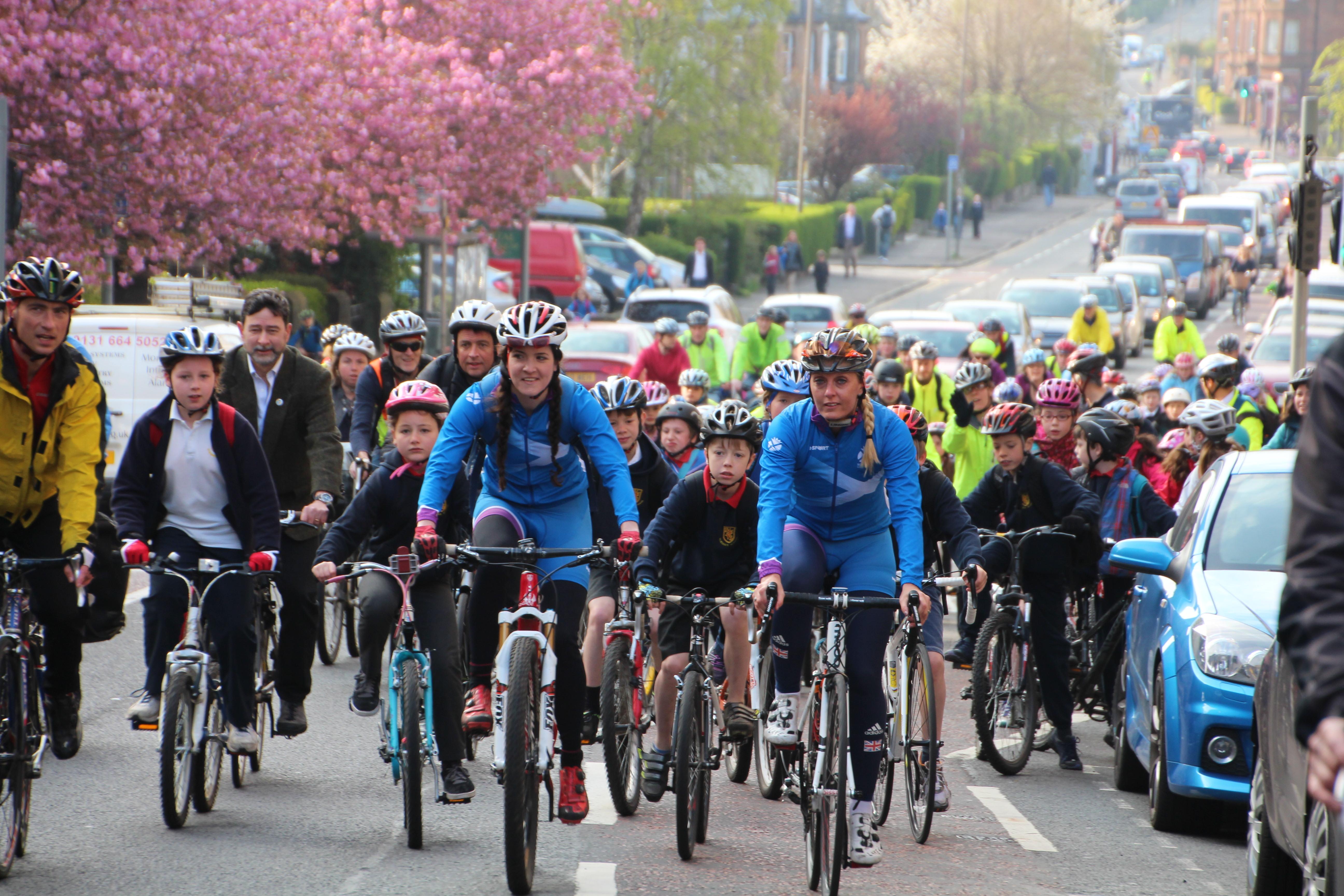 Cyclefest, Edinburgh