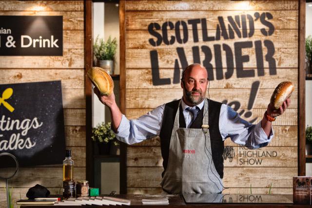 Scotlands Larder Live!