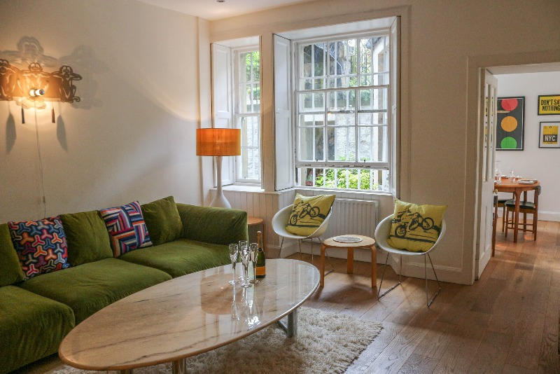 Royal Terrace self catering Edinburgh accommodation