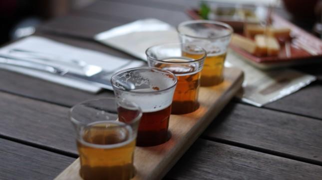 Best Craft beer restaurants in Edinburgh
