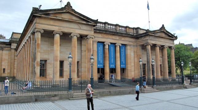 Visit Edinburgh in July