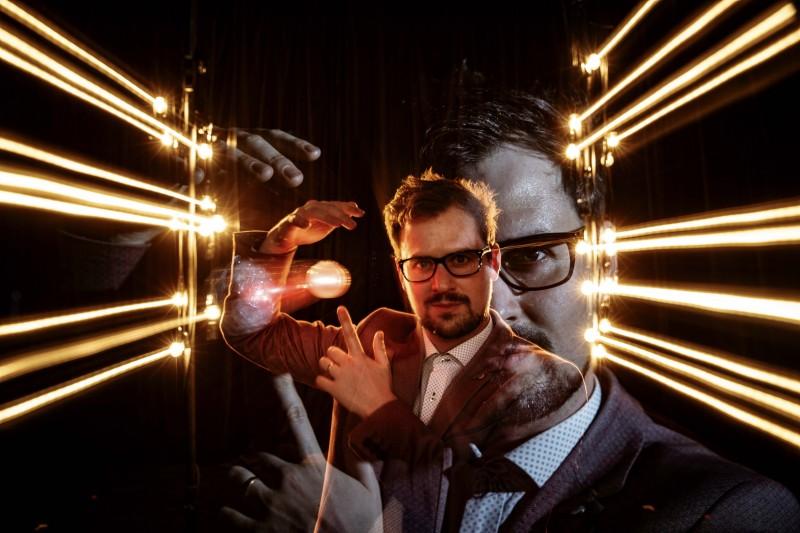 Kevin Quantum – founder of MagicFest.