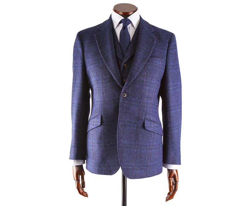Rugby Suit Front