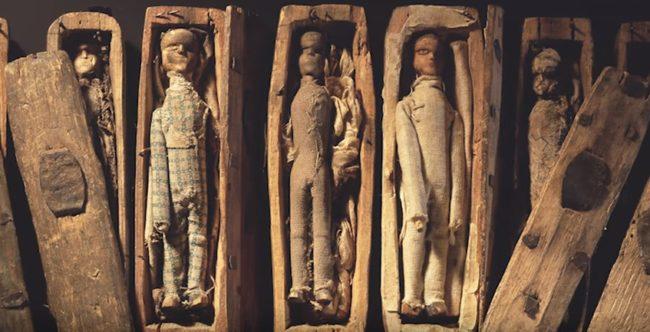 arthurs seat coffins