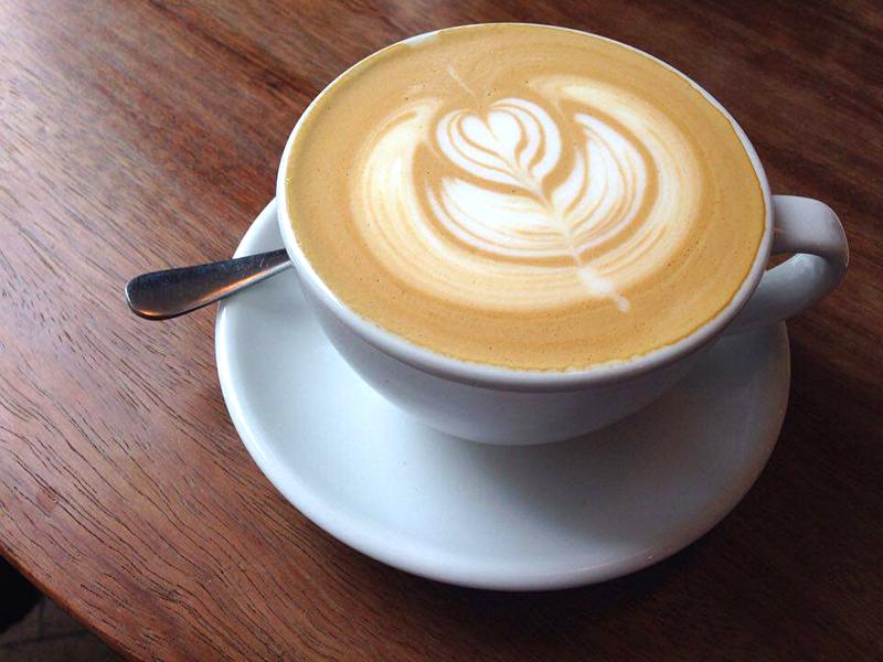 Best coffee shops Edinburgh