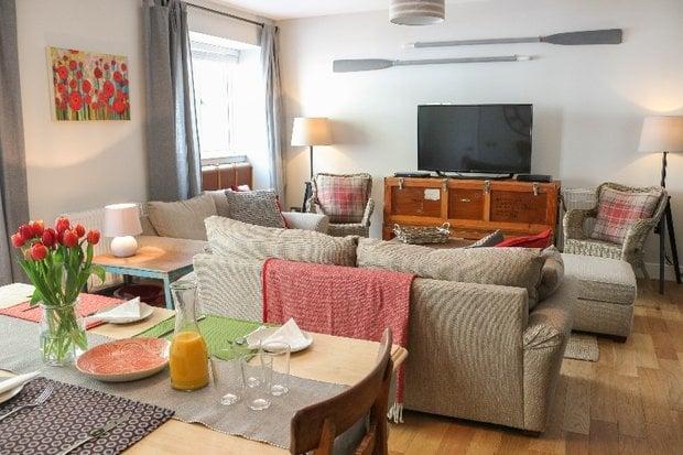 luxury accommodation in Edinburgh