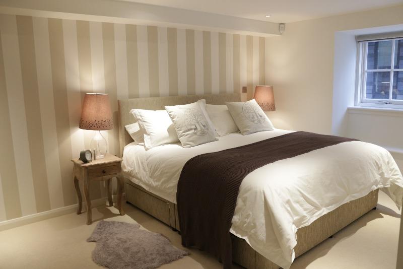 luxury apartments Edinburgh