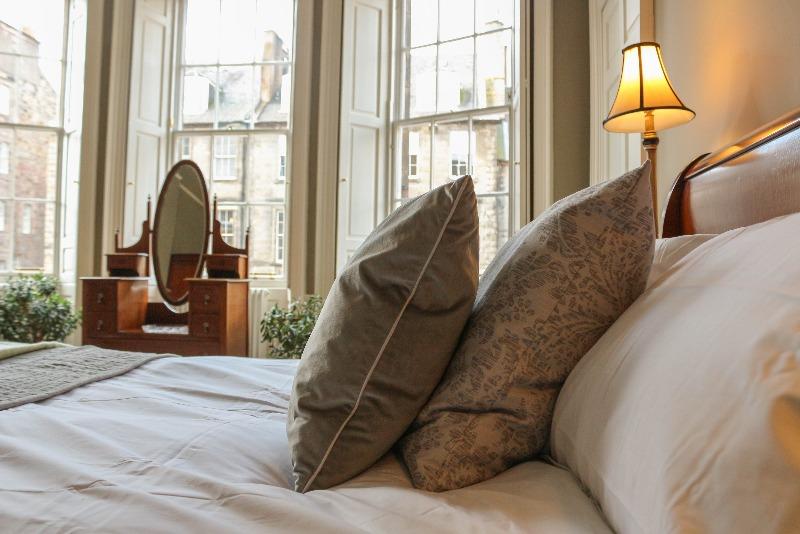 luxury apartments in Edinburgh