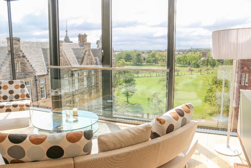 Edinburgh luxury apartments