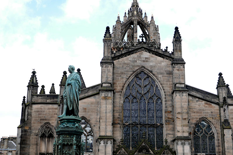 St Giles Cathedral Edinburgh