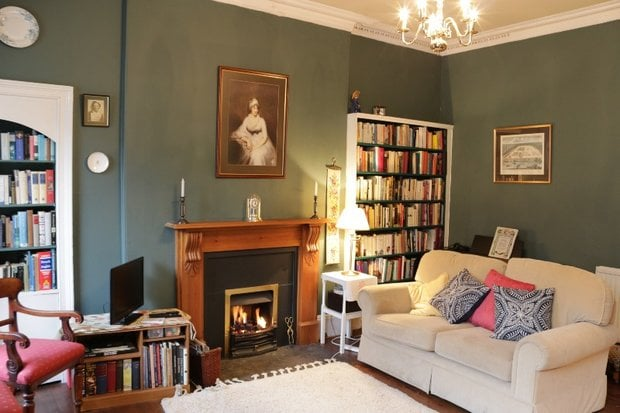 Our St Stephen Street apartment really feels like a home.
